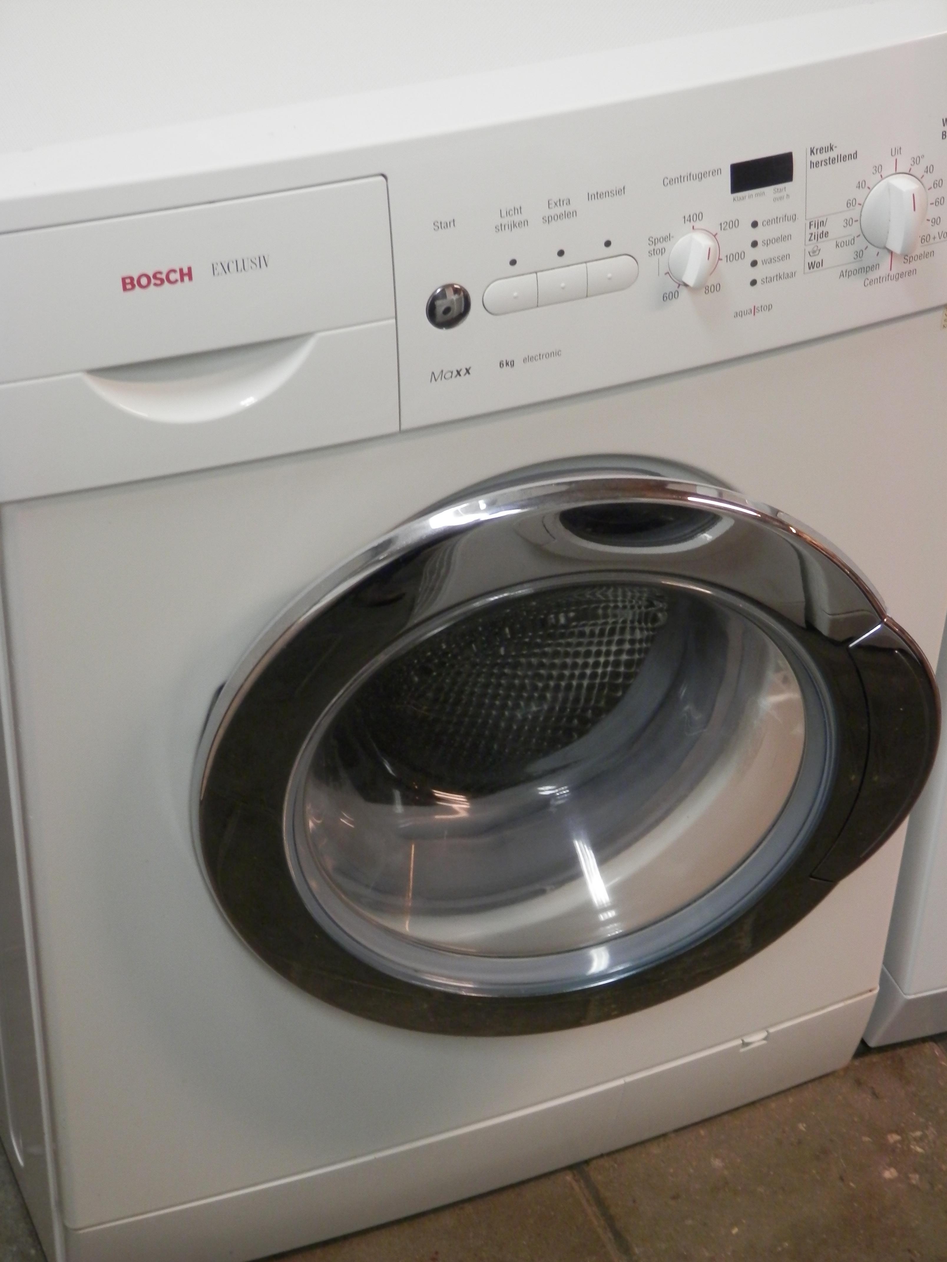 tweedehands bosch exclusiv maxx wf0141anl tweedehands wasmachines de haan witgoed friesland. Black Bedroom Furniture Sets. Home Design Ideas
